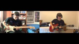 A Certain Romance - Arctic Monkeys (Guitar Cover ft. MisterMerrick)