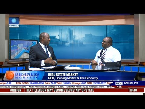 Business Morning: Focus On Housing Market & The Economy In Real Estate Market Pt 2