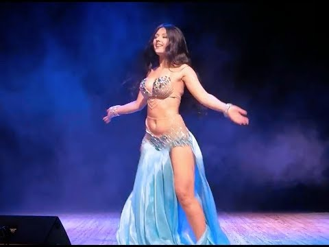Hot Belly Dance. رقص شرقي
