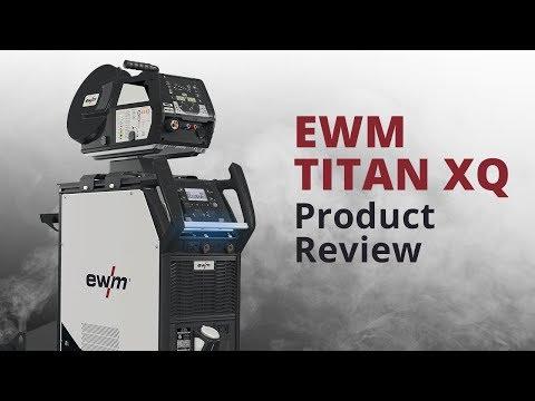 EWM Titan XQ Lasapparaat Review - Hatek Lastechniek