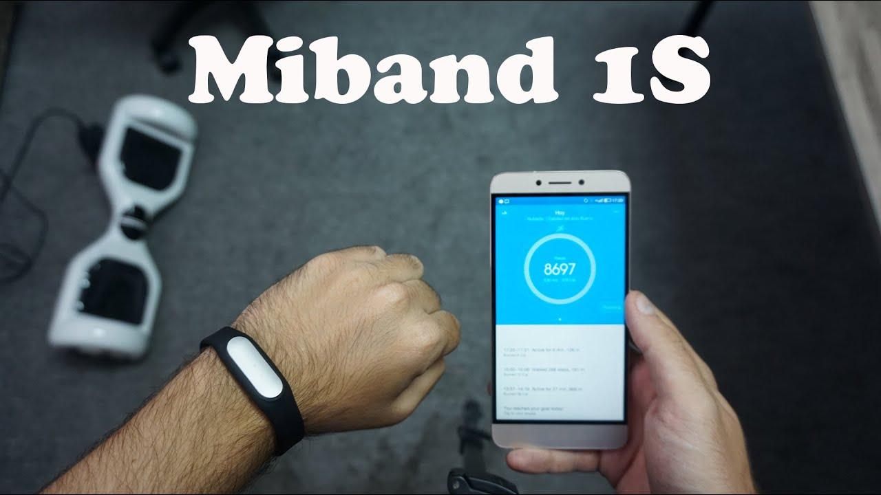 Xiaomi Miband 1S review /Español/ La evolución de la pulsera inteligente de Xiaomi! , YouTube