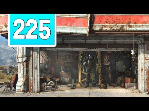 Fallout 4: Nuka World Live Playthrough – Episode #225 (Fallout 4 Live Gameplay)