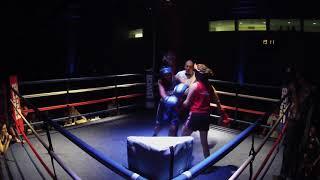 Ultra White Collar Boxing | Watford | Amy Jackson VS Ash Wall