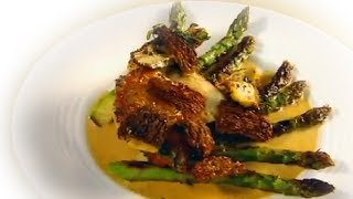 Pan-fried Chicken Breast With Morel Sauce - Gordon Ramsay
