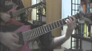 Quiet Riot - Bang Your Head (Metal Health) (guitar cover)