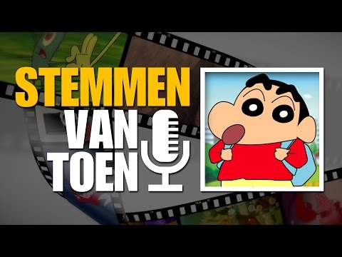 De stem van 'Shinchan' | Melise de Winter