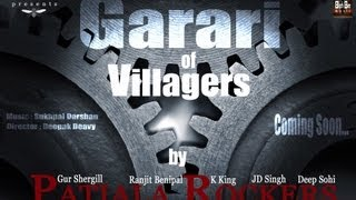 Teaser | Garari of Villagers by Patiala Rockers | BlackBee Music | Full HD-Official