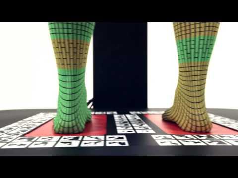 Feetbox 3D - Sidas / Corpus-e (version française)