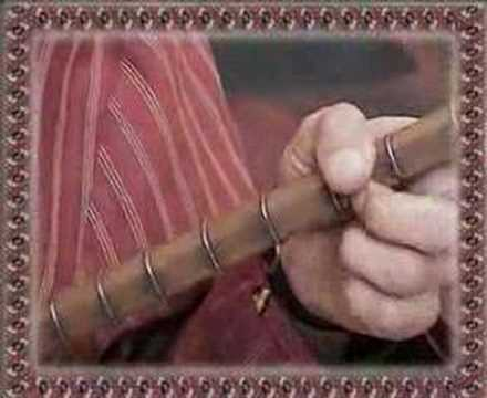 Turkmen Musical Instruments-Dutar