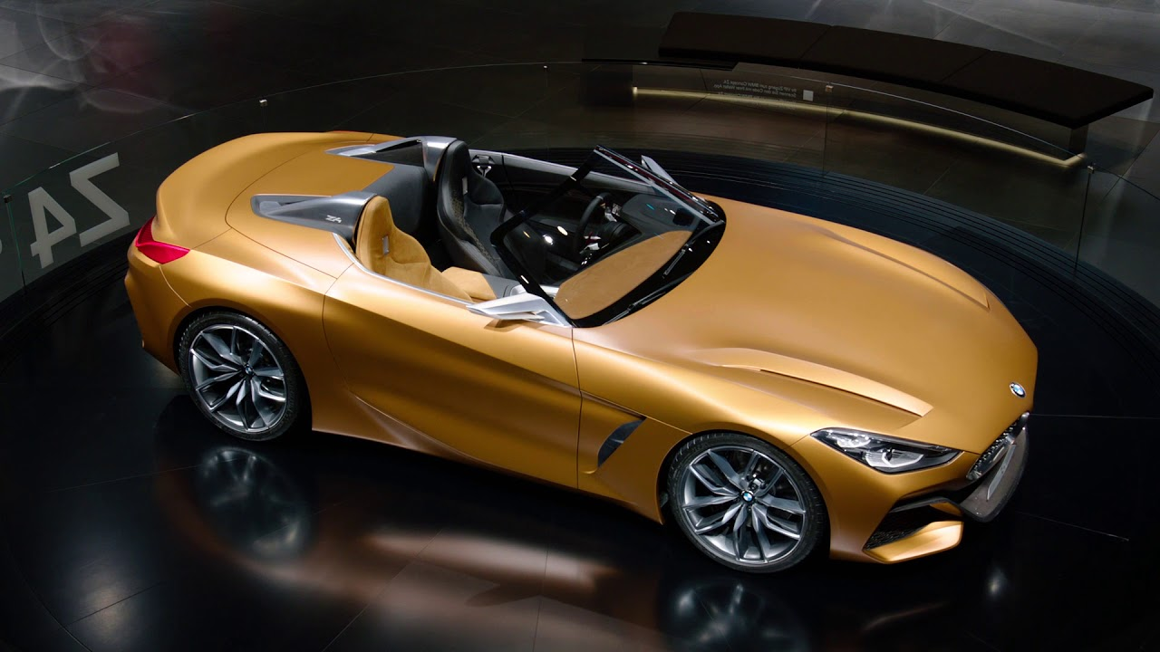 Bmw Z4 2017 >> Bmw Z4 Concept Preview At Iaa 2017