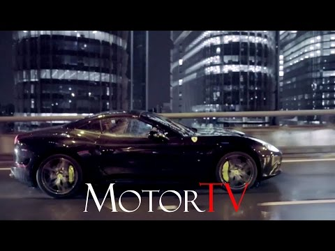 NEW 2017 FERRARI CALIFORNIA T l Night into Day in Australia l Clip