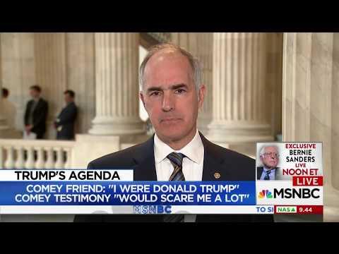 U.S. Senator Bob Casey on Trump Admin