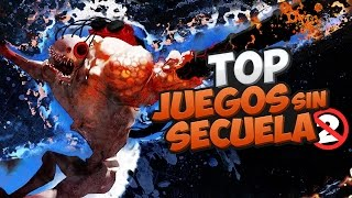 Top: Juegos que pudieron tener más secuelas.