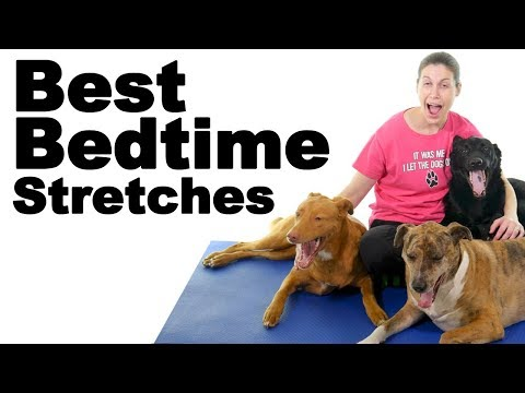 Best Bedtime Stretches Ask Doctor Jo