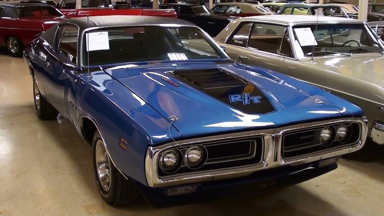 1971 Dodge Charger R T 440 V8 Five Speed Pistol Grip Mopar