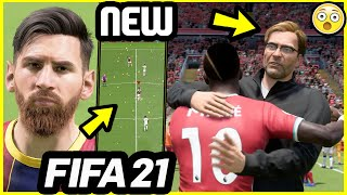 11 AMAZING NEW FIFA 21 NEXT GEN FEATURES YOU NEED TO SEE (PS5 & XBOX Series X)