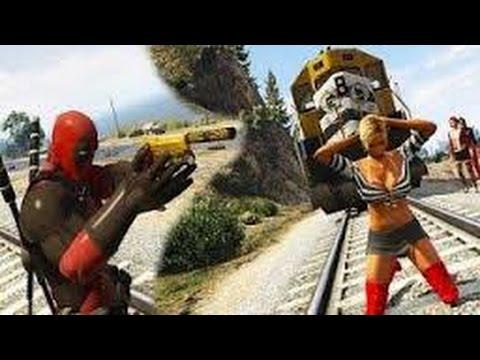 (GTA5):KILL KILL KILL!!!!!!!!!!!!!