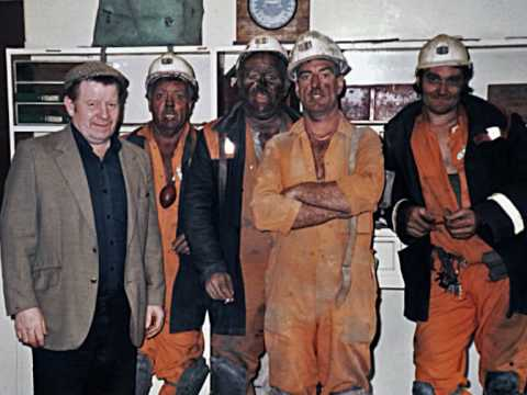 Linby Colliery in Pictures (The Miners).mpg