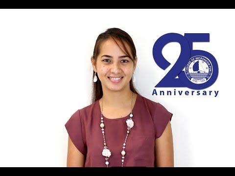 COM-FSM 25th: Jasmine Mendiola