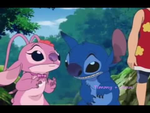 Stitch is Hot N' Cold