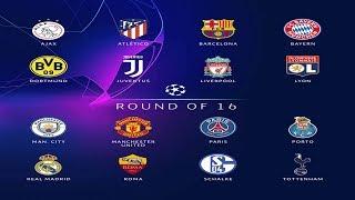 Reazioni Live: Sorteggi Champions League/Europa League 2018/2019  ▾