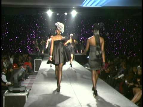 HARVEY STAR WASHINGTON PAPARAZZI BACK TO GLAMOUR FASHION SHOW