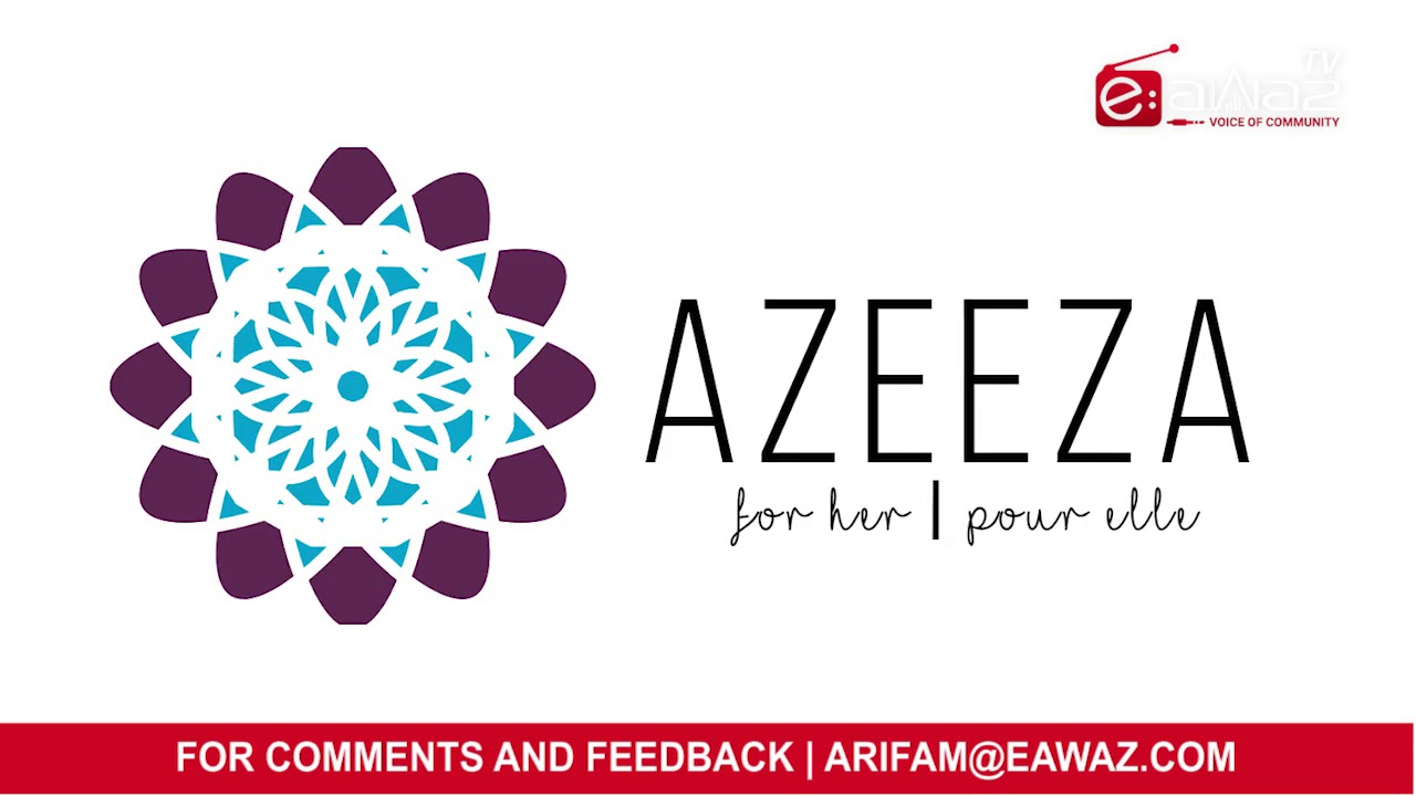 Azeeza show: S2 E5 Polygamy and Family Law