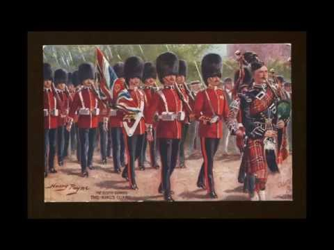 Highland Laddie  -  Quick March of the Scots Guards