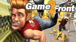 Game Front Gauntlet - Pain