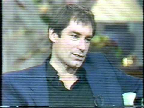 Good Morning America   with Timothy Dalton  1987!