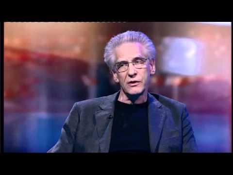 David Cronenberg heavyweight BBC  with Jeremy Paxman