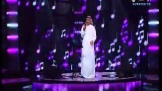 عبدالمجيد عبدالله - روحي تحبك - ليالي فبراير 2009 .flv