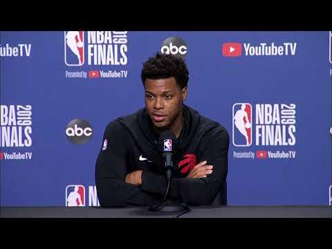 Toronto Raptors Media Availability | NBA Finals Game 5