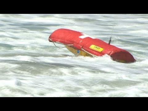 Meet The Remote Control Lifeguard