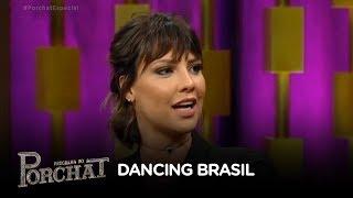 Camila Rodrigues fala da preparação para o Dancing Brasil 4