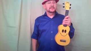 MUJ:  Dream A Little Dream Of Me (ukulele tutorial)