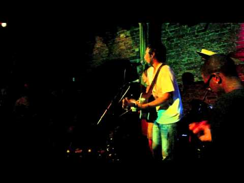 """Barefoot Child"" ~ Jesse Terry Live at Rockwood Music Hall ~ July 11th, 2012"