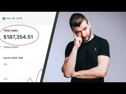 (Case Study) How To Make $100k+ In 24 Hours With Shopify Dropshipping thumbnail
