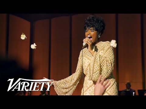 Jennifer Hudson Joins Carole King to Discuss Aretha Franklin and 'Respect'