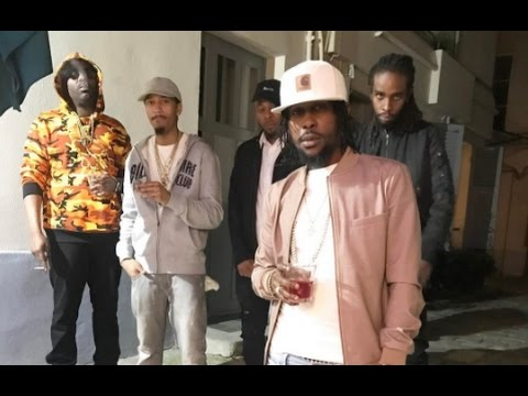 Popcaan - Real Thugz | Official Audio | 2017