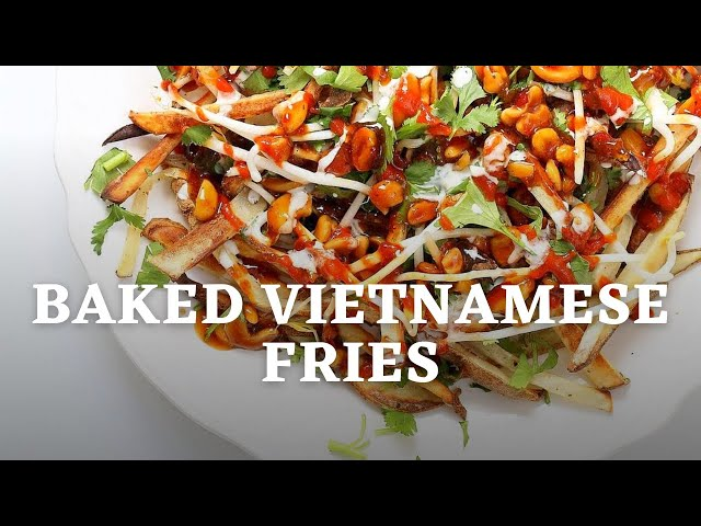 BAKED VIETNAMESE FRIES | Vegan Richa Recipes