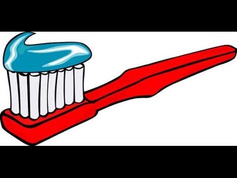 Как правильно чистить зубы от налета?