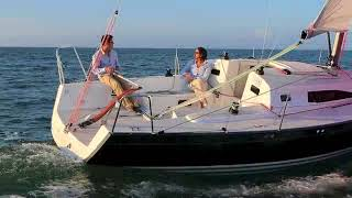 J/97 Elegance yacht : Sail with Elegance
