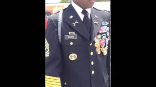 Fake SGM Called Out At Funeral By Marines Part1