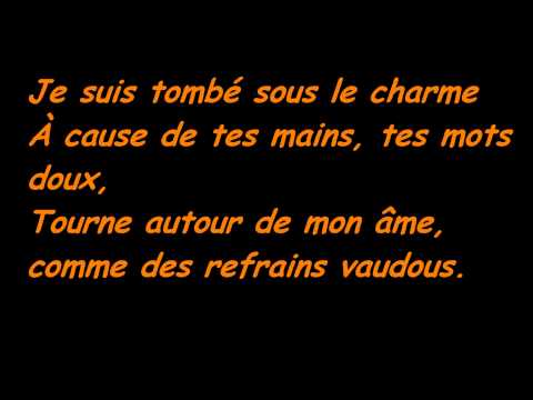 Christophe Maé - Tombé sous le charme - Paroles