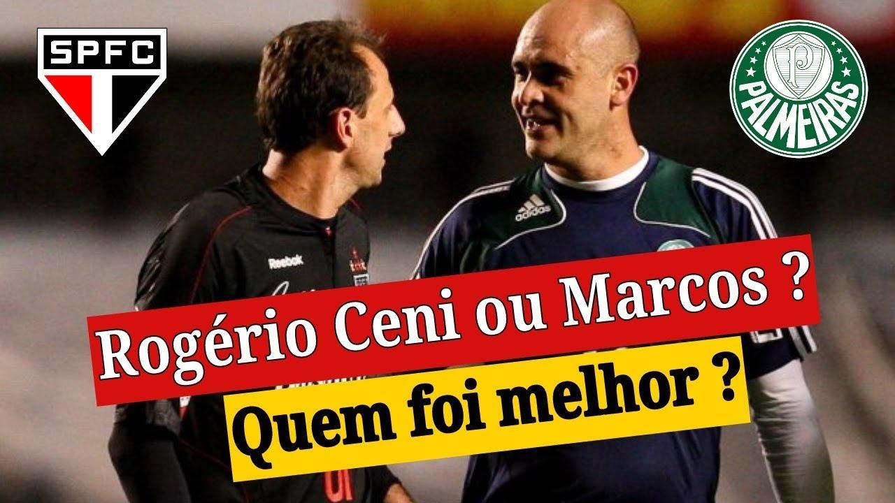 Rogério Ceni ou Marcos   Os Craques Respondem ... - YouTube b5e9091e52f76