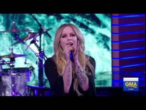 Avril Lavigne - Head Above Water @ Good Morning America 15/02/2019 Mp3