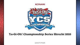 🔴Livestream [DAY 1]– Yu-Gi-Oh! Championship Series 2020 – Utrecht