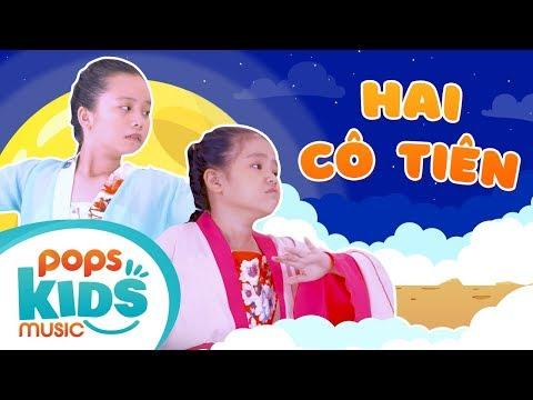 Mầm Chồi Lá - Hai Cô Tiên - Nhạc Thiếu Nhi Sôi Động | Vietnamese Kids Song