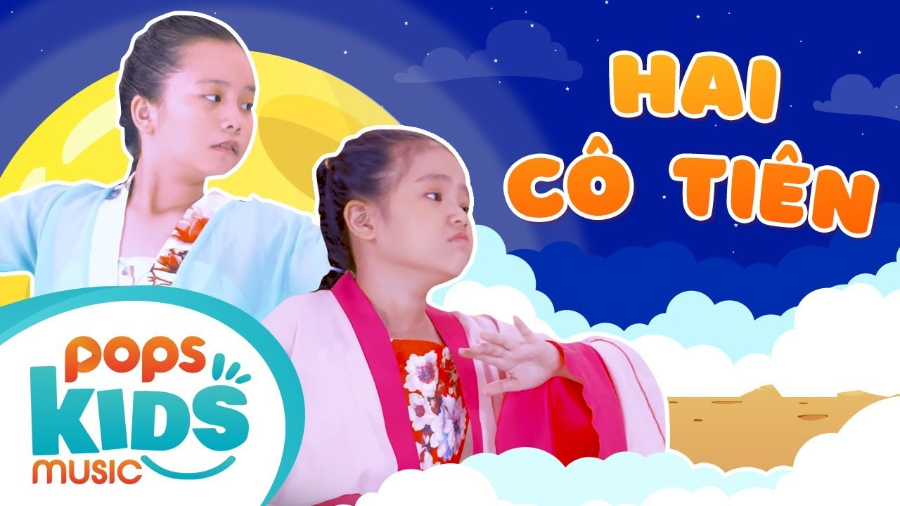 Mầm Chồi Lá – Hai Cô Tiên – Nhạc Thiếu Nhi Sôi Động | Vietnamese Kids Song